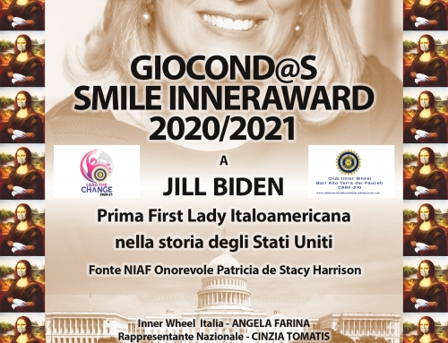 GIOCOND@'S SMILE INNERAWARD 2020/2021